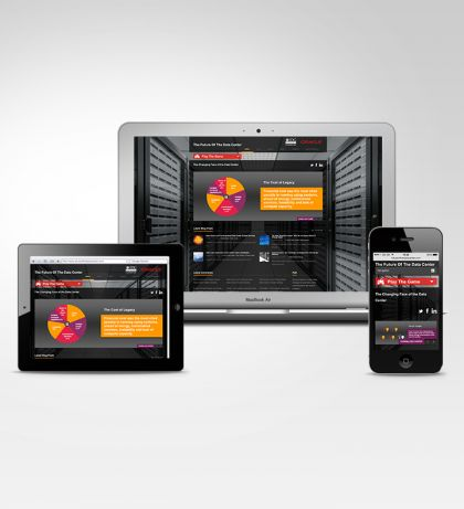 Oracle Responsive Portal