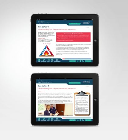 Fire Safety eLearning